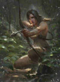 Lara Croft from 0BO ()
