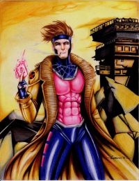 Gambit from Ronnel Garcia