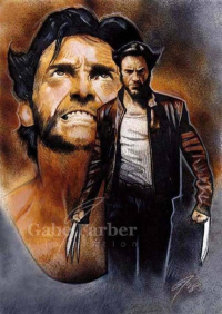 Wolverine from Gabefarber