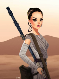 Rey from Awdrey Art