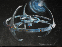 Deep Space 9 from Michele Amadesi