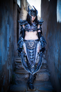 Svetlana Quindt as Daedric