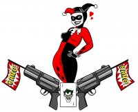Harley Quinn from Becpops
