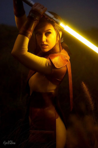 April Gloria as Bastila Shan