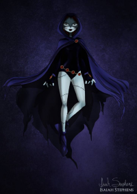 Sally Skellington/Raven from Isaiah Stephens