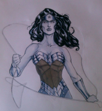 Wonder Woman from Andrew Black