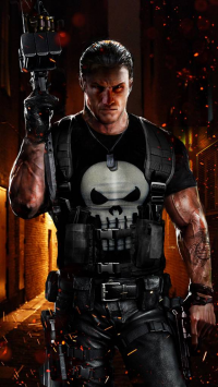 Punisher from John Gallagher