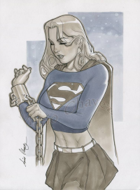Supergirl from Mario Chavez