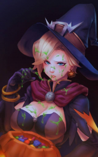 Mercy/Witch from Berg