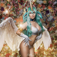 Akemi101xoxo as Soraka/Star Guardian