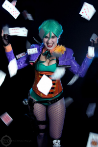 Dream_bane as The Joker