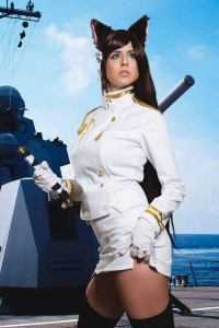 Juby Headshot as Atago
