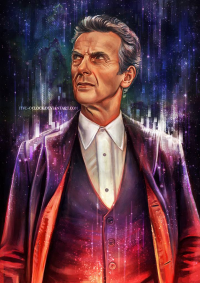 12th Doctor from Léa Chaillaud