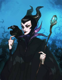 Maleficent from Genice C