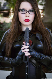 Lady Sine Cosplay as The Baroness