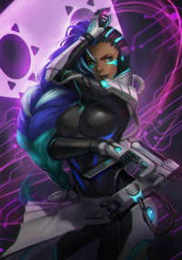 Sombra from Zoma Yuan