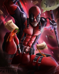 Deadpool from Axouel2009