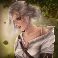 Ciri from Nindei