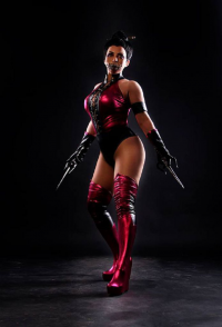 Milena Hime as Mileena