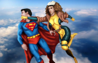 Superman, Rogue from Zach Jordan