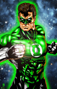 Green Lantern from Bigrob1031