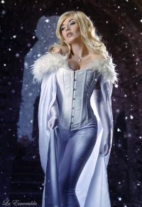 La Esmeralda as Emma Frost