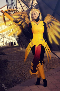 Bekiie as Mercy