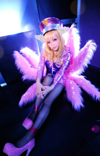 ALO as Ahri/Popstar