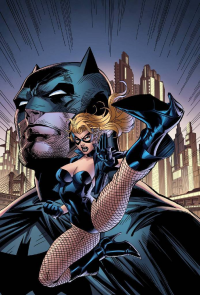 Batman, Black Canary from Jeremiah Skipper