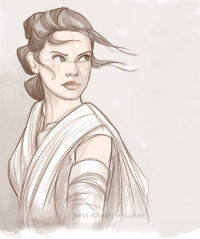 Rey from Karen Hallion