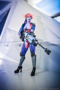 Bec's Cosplay Wonderland as Widowmaker