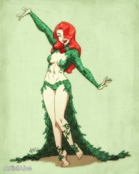 Poison Ivy from Abraham Lopez