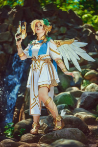Shappi as Mercy