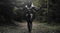 LaYukiNoire as Demon Hunter