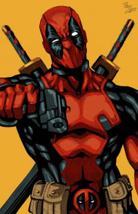 Deadpool from Phil Cho