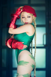 Strawberry Censor as Cammy White