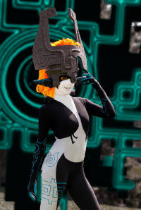 I-am-Perry Cosplay as Midna