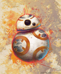 BB-8 from Eterna Legend