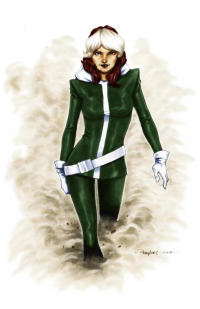 Rogue from Brent Peeples