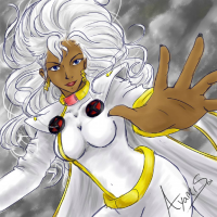 Storm from C.Villegas Art