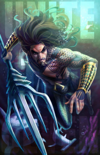 Aquaman from Royce Southerland