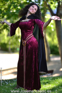 Morgana Cosplay as Mother Gothel
