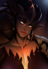 Symmetra from All-A