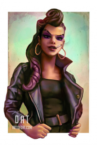 Sombra from Andrew Tran