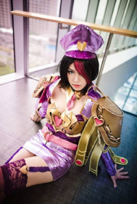 Chrystinelin Cosplay as Fiora
