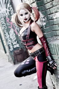 Kitty Young as Harley Quinn