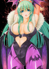 Morrigan Aensland from .SIN