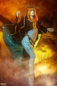 Brownie Nugget as Midna