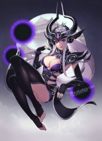 Syndra from Ruoyu Liu