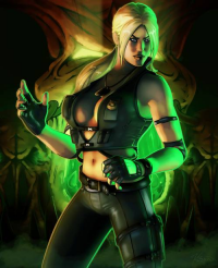 Sonya Blade from Keith Byrne